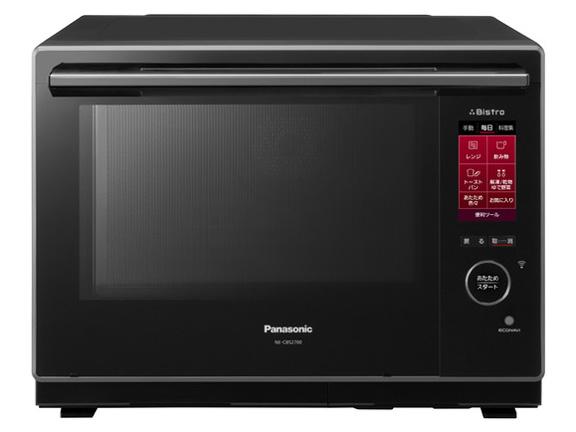 【アウトレット品】 Panasonic スチームオーブンレンジ ビストロ NE-CBS2700ブラック