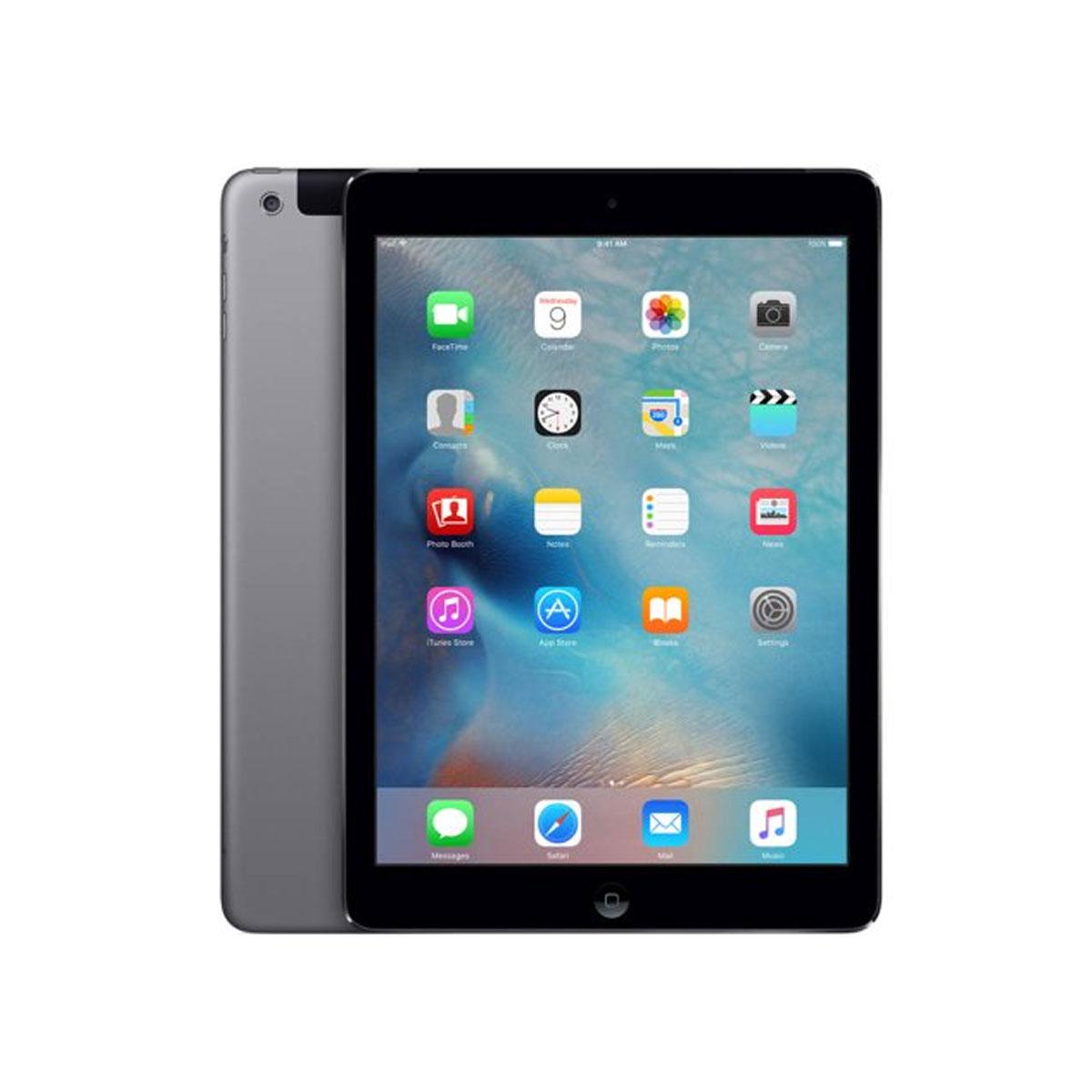 Apple iPadAir au 16GB スペースグレイ